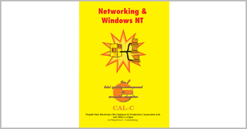 A book on Networking and Windows NT by Munishwar Gulati written for CALC