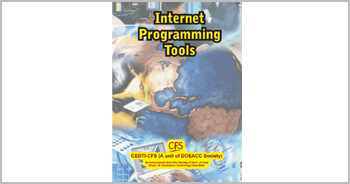 A book on Internet Programming Tools by Munishwar Gulati written for CEDTI