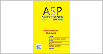 A book on ASP by Munishwar Gulati, Mini Gulati