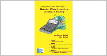 A book on Basic Analog and Digital Electronics by Munishwar Gulati and Mini Gulati