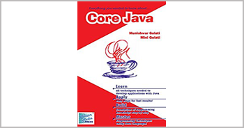 A book on Core Java by Munishwar Gulati, Mini Gulati
