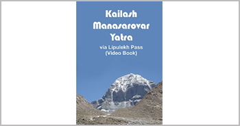 A book on Kailash Mansarovar Yatra by Munishwar Gulati