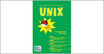 A book on UNIX by Munishwar Gulati, Mini Gulati
